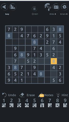 Sudoku Genius - Sudoku Free Games painmod.com screenshots 4