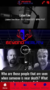 Beyond Reality Radio- screenshot thumbnail