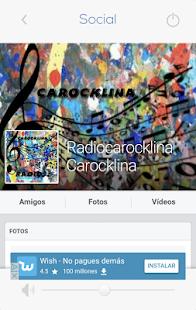 Radio CaRocklina - náhled