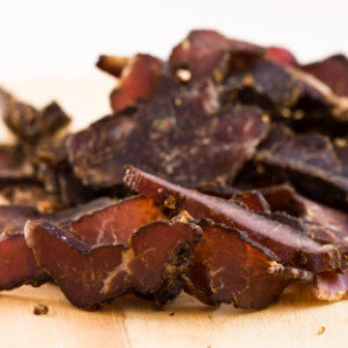 Homemade Spicy Beef Jerky