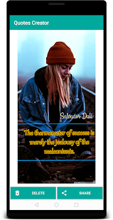 Quotes Creator - Pictures Quotes - Quotes Post for PC-Windows 7,8,10 and Mac apk screenshot 9