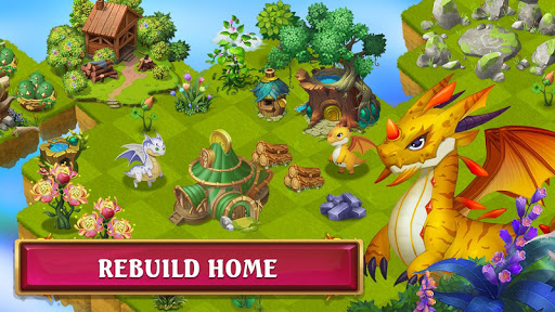 Dragon Home screenshot 1