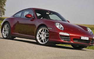 Porsche 997.2 Rent Halland