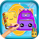 Learn to Draw Cute Kawaii School Supplies APK