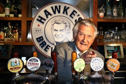 Australia's 'larrikin' former minister Bob Hawke dies at 89