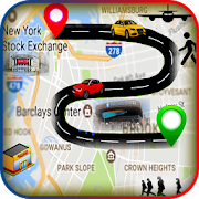 GPS Search Map Route Navigate