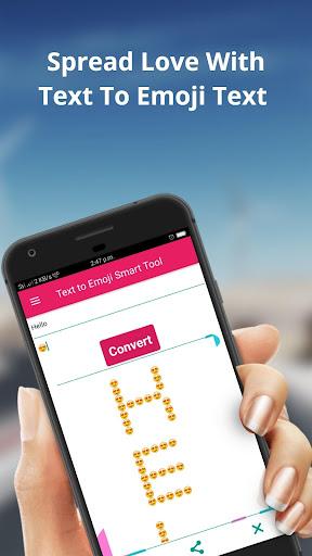 Text to Emoji Smart Tool screenshot 2