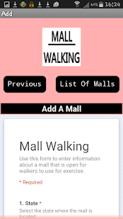 Mall Walking- screenshot thumbnail