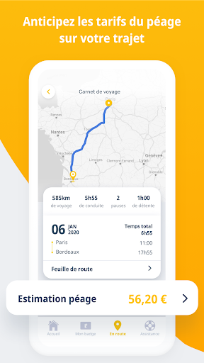 Ulys by VINCI Autoroutes screenshot 4