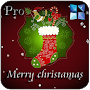 Christmas Pro Next 3D Theme APK icon
