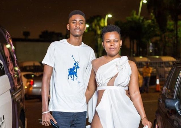 "Zodwa Wabantu is isung her ""free"" time to put some fire back into her love life."