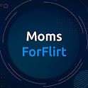 Moms For Flirt: Meet Flirty Real Women 40+ icon
