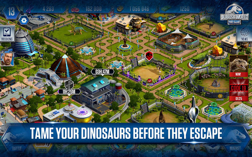 Jurassic World™: The Game 1.29.4 screenshots 1