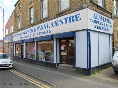 Almanda Carpets & Vinyl Centre on Peel Street - Carpets & Rugs in Morley, Leeds LS27 8QG