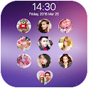photo lock screen icon
