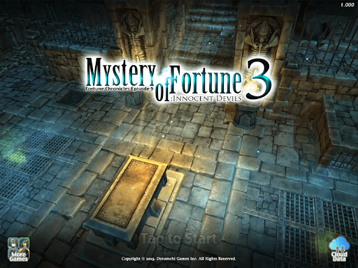 Mystery of Fortune 3 - screenshot