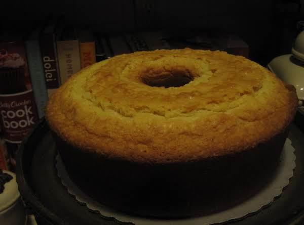 Cold Oven Pound Cake Recipe