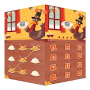 AppLock Theme Happy Thanksgiving