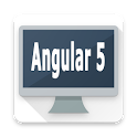 Learn Angular 5 with Real Apps icon