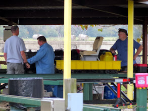 Photo: Steamers getting ready.       2013-1116 RPW