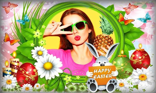 Easter Photo Frame Editor 2017 - náhled