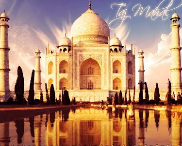 Taj Mahal Wallpapers screenshot 3