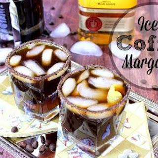 Iced Coffee Margarita #NationalMargaritaDay 2015.