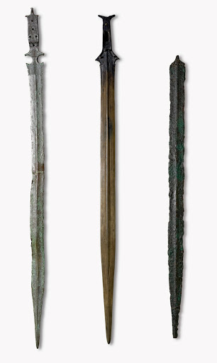 Swords of Final Bronze Age