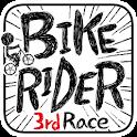 Bike Rider 3rd Race icon