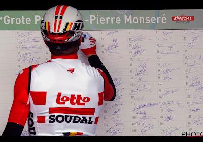 Grote Prijs Jean-Pierre Monseré wordt live uitgezonden op Sporza en Eurosport