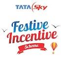 Tata Sky Festive Incentive icon