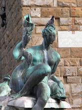 Photo: One Statue atPiazza della Signoria