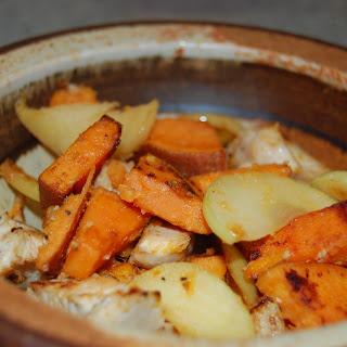 Sweet Potato & Apple Hash Recipe
