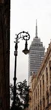Photo: Torre Latinoamericano - tämäkin kuva sen kunniaksi, että edellisellä käynnillämme kävimme täällä(kin)