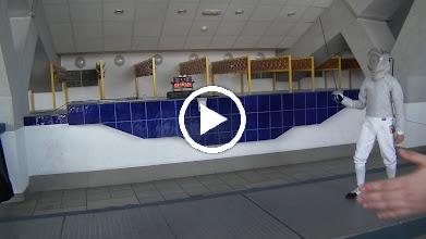 Video: Dirk Jan in zijn 2e eliminatie, 1e helft