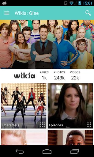 Wikia: 歡樂合唱團