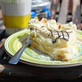 Mrs Carl Winchenbach's Banana Cream Pie