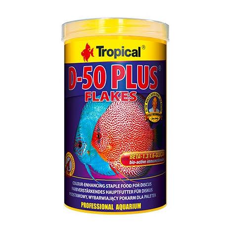 Tropical Discus D-50 Plus