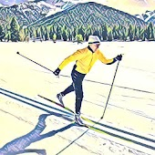Cross Country Ski Montana Android APK Download Free By MountainWorks Software Inc