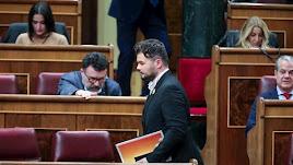 Gabriel Rufían ha intervenido en el Debate de Investidura.