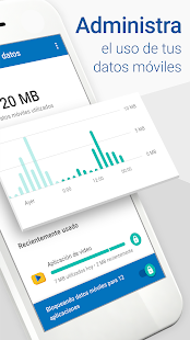 Datally: app de Google para ahorrar datos móviles Screenshot
