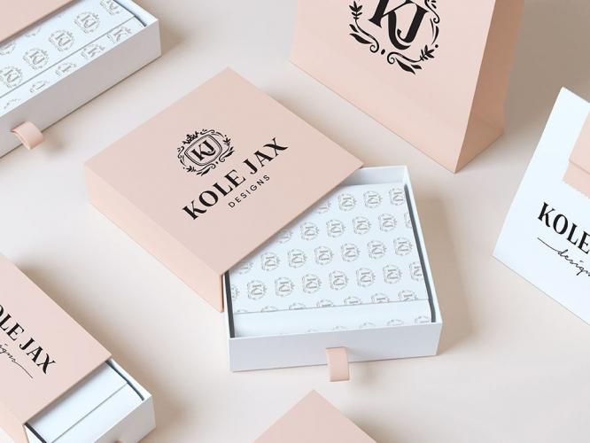 desain packaging box