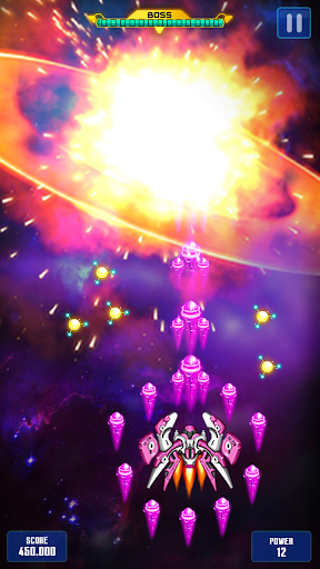 Space Shooter : Galaxy Attack 1.203 screenshots 13