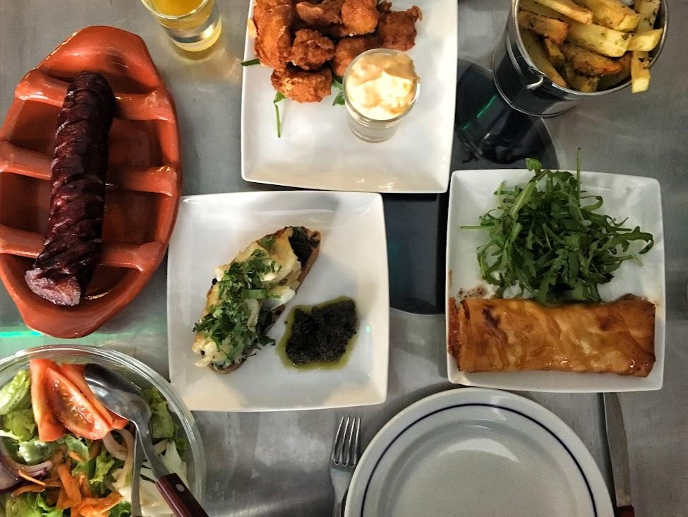 Gdzie warto zjeść w Lizbonie, da Prata 52
