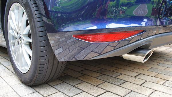 Volkswagen Golf7 マフラーカッター