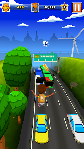 Grandpau2019s Parcel Rangers - 3D Running Game apkdebit screenshots 8