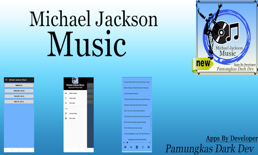 New Michael Jackson Songs 6.0 APK + Mod (Free purchase) for Android