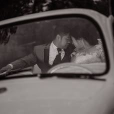 Wedding photographer Tristan joseph Escarlan (tristan). Photo of 25.04.2018