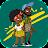 GhanaTok Stickers - WAStickerApps Icône