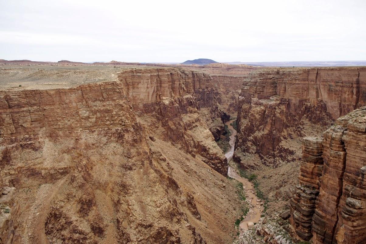 Pequeño Cañón del Colorado